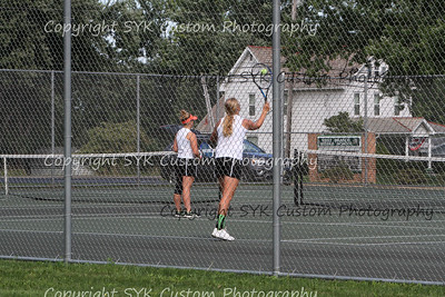 WBHS Tennis vs Lordstown-97