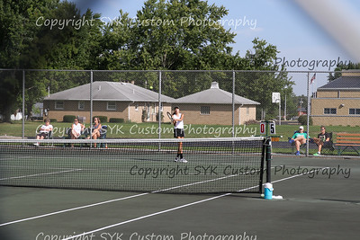 WBHS Tennis vs Lordstown-30