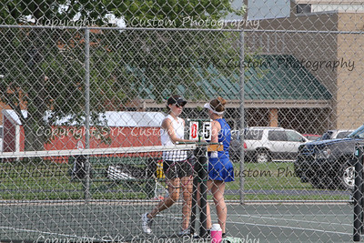 WBHS Tennis vs Lordstown-94