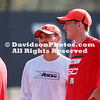NCAA MENS TENNIS:  APR 13 William & Mary at Davidson