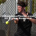 NCAA TENNIS:  MAR 21 Davidson