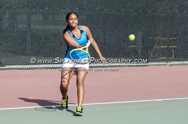 2017 D1 Tennis Finals Eagle Rock v Carson