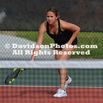 NCAA WOMENS TENNIS:  FEB 25 Appalachian State at Davidson