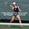 NCAA WOMENS TENNIS:  FEB 18 Davidson at Elon