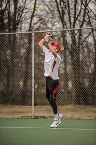 3-26-18 BHS boys Tennis - Christian Groman-13