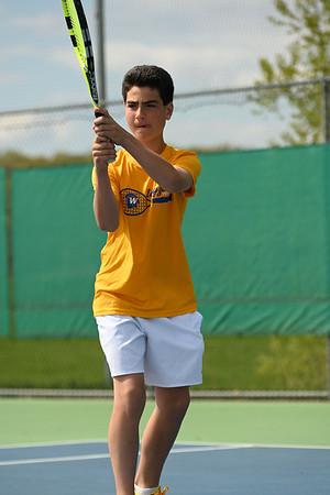 Varsity Boys Trojans Tennis - Wayzata High School