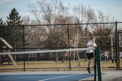 3-27-19 Bluffton HS Boys tennis vs Elida (Eden Nygaard and Grant Klinger 10th grade)-17