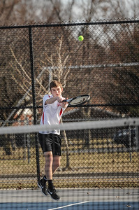 3-27-19 Bluffton HS Boys tennis vs Elida (Eden Nygaard and Grant Klinger 10th grade)-19