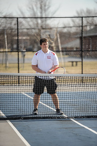 3-27-19 Bluffton HS Boys tennis vs Elida (Eden Nygaard and Grant Klinger 10th grade)-3