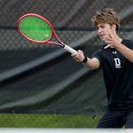 NCAA TENNIS:  Apr 17 Davidson at UNC Charlotte