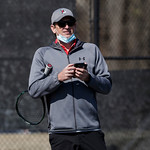 NCAA Mens TENNIS:  Mar 07 Wofford at Davidson