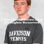 NCAA TENNIS:  SEP 28 Davidson Men's Tennis Photo Day