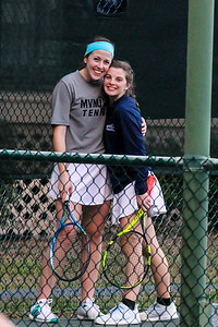 MVNU Tennis at HHI-2