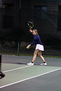 MVNU Tennis at HHI-25