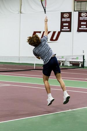 MVNU Tennis vs Shawnee State-25