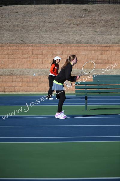 Carl Albert High School Tournament 3.3.12