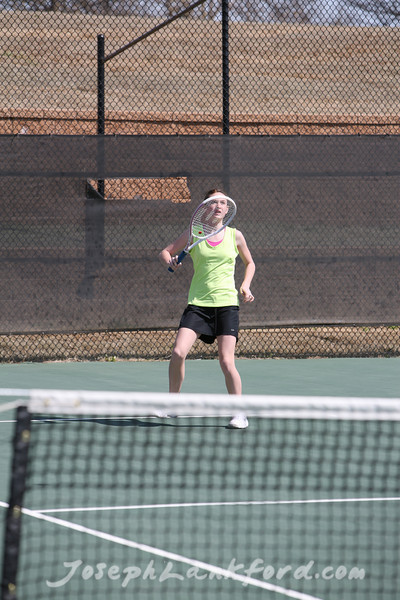 Carl Albert Middle School Tennis