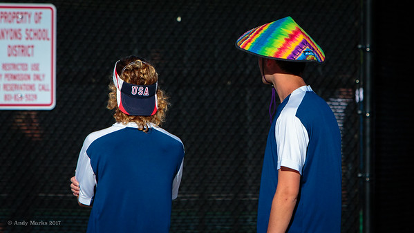 "Brighton tennis fashion(s) - ""rad brim brah"""