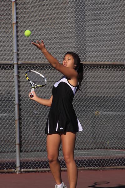 Cypress High Tennis 2010