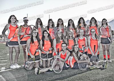 DHS Varsity Girls Team Photos 2014