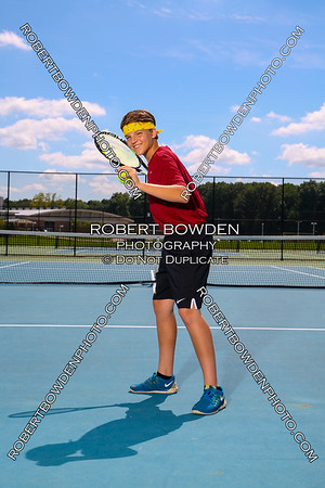 Dexter Men's Tennis Team Photos 2016