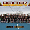 Dexter 2014 Womens Tennis