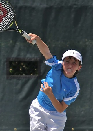 Gator Bowl Tennis--Boys 12--Saturday 4-26-08
