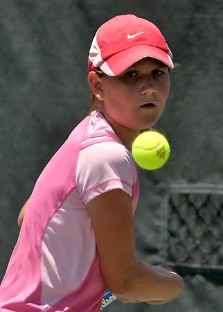 Gator Bowl Tennis--Girls 12--Sunday 4-27-08