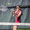 Fitchburg's Choua Xiong during the match against Leominster High on Wednesday afternoon. SENTINEL & ENTERPRISE / Ashley Green