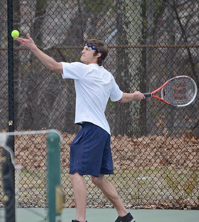 LHS v. NM tennis 5-1-15