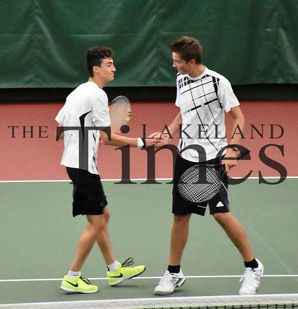 2015 WIAA State Tennis