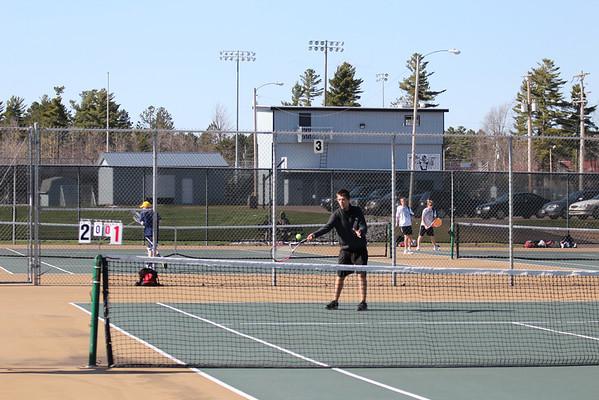 Tennis vs. Columbus