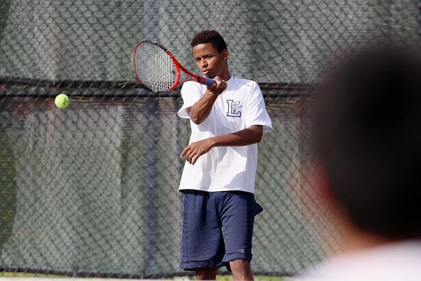 Leominster v. Fitchburg tennis 5-11-15