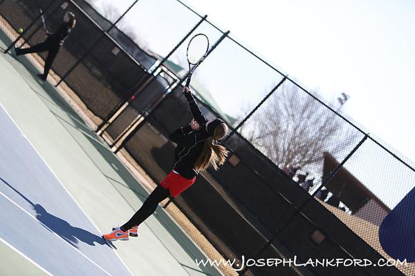 March 1 2013 @ OKC Tennis Center