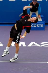 Masters Cup Westside Tennis Club, Houston TX,   November 2004  Federer vs. Safin