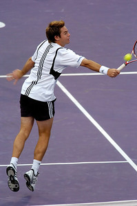 Masters Cup Westside Tennis Club, Houston TX,   November 2004  Black & Ullyett vs. Bjorkman & Rodriguez