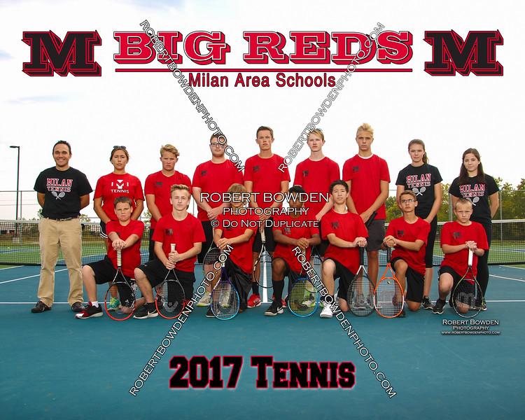 2017 Milan Tennis 8x10