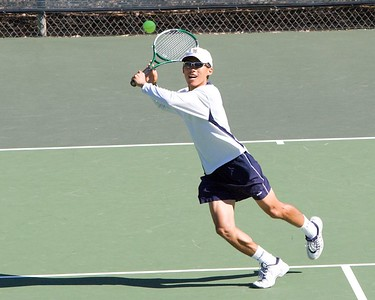 ...nice backhand volley...