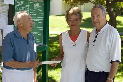 Wimbledon Winners Martha and Dick