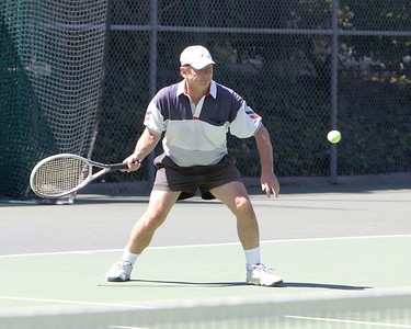 ...and here's Tom's racquetball-style smacker...