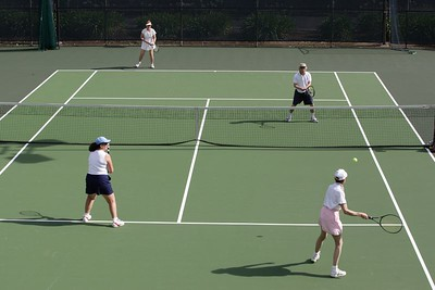 Classic doubles positions