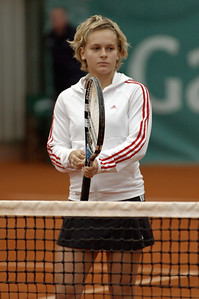 Mailyne Andrieux (FRA) vs Timea Bacsinszky (SUI) Mailyne Andrieux