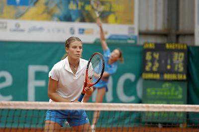Klaudia Jans (POL)-Henrieta Nagyova (SVK) vs Claire Curran (GBR)-Alicja Rosolska (POL)