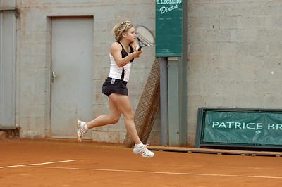 Mailyne Andrieux (FRA) vs Timea Bacsinszky (SUI) Envolée