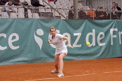 Mailyne Andrieux (FRA) vs Timea Bacsinszky (SUI)