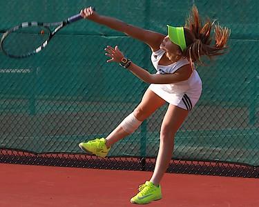 PVHS Tennis 2016