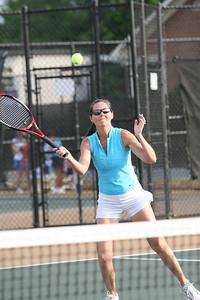 Doubles Tennis, Sheila Hodge from Wtkinsville GA. Tennis Partner, Linda Pickering
