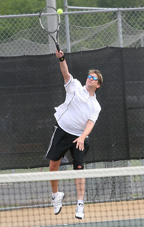 Singles Tennis, Jindra Christy from Peachtree City, Etowah Park Sat