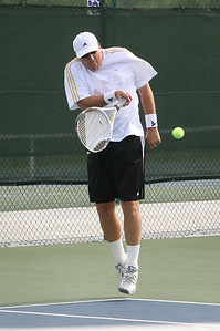 Doubles Tennis, Matt Jones from Columbus GA, Darlington Sat