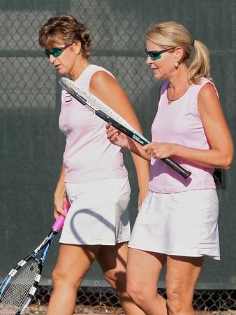 SenioRita Tennis Tournament 10/26/08